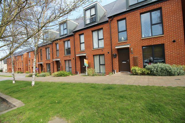 Thumbnail Terraced house for sale in Ketley Park Road, Ketley, Shropshire