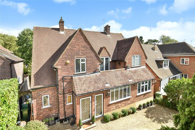 Thumbnail Detached house for sale in Rowlands Avenue, Pinner, Middlesex