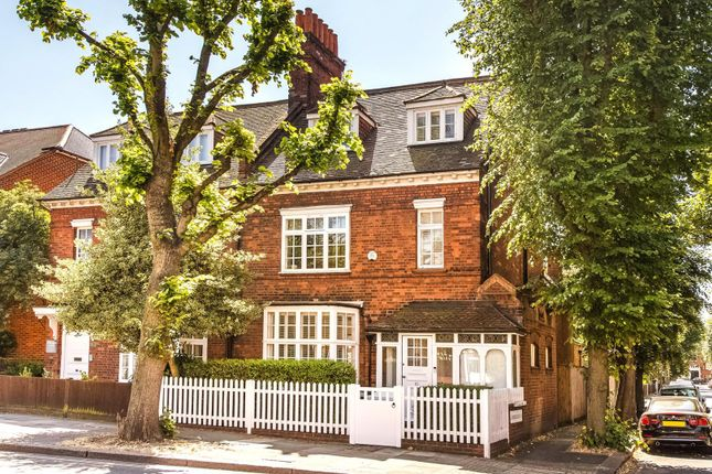 Thumbnail Semi-detached house for sale in Bath Road, Chiswick, London