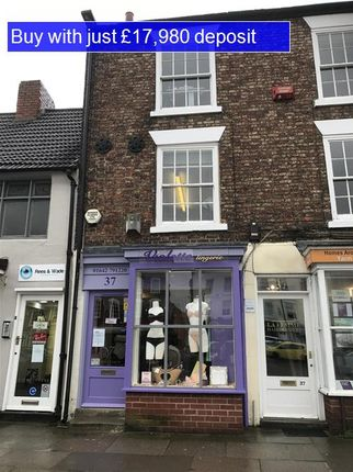 Retail premises for sale in High Street, Yarm