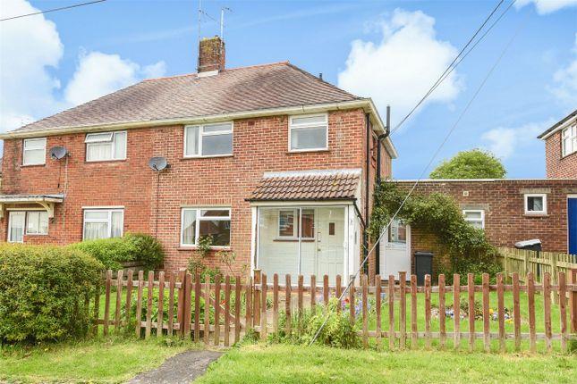 3 bed semi-detached house for sale in Windsor Road, Alresford