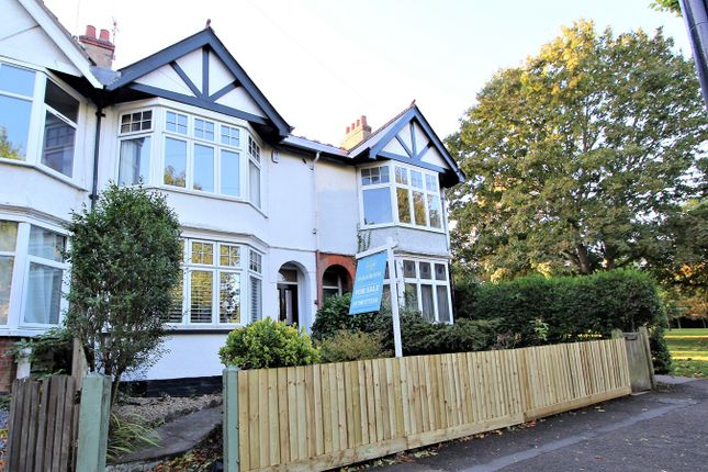 Thumbnail Town house for sale in Park Road, Rugby