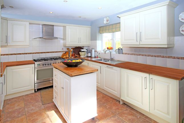 Thumbnail Detached house for sale in Old Coach Works, Lambourn, Hungerford