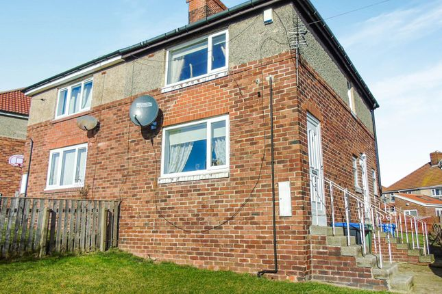 Thumbnail Semi-detached house for sale in Thorpe Crescent, Horden, Peterlee