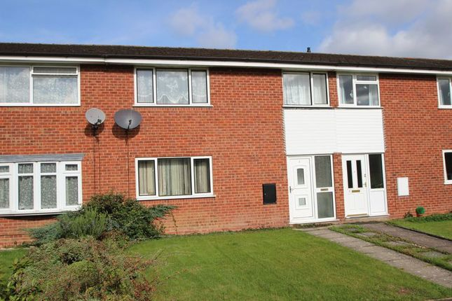 Thumbnail Terraced house for sale in Trevelyan Close, Stratford-Upon-Avon