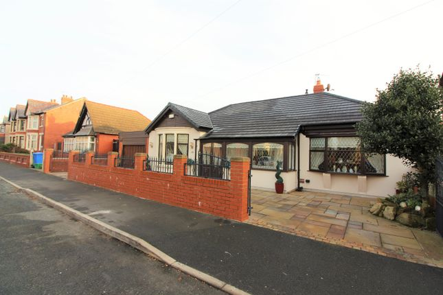 Thumbnail Bungalow for sale in Agnew Road, Fleetwood