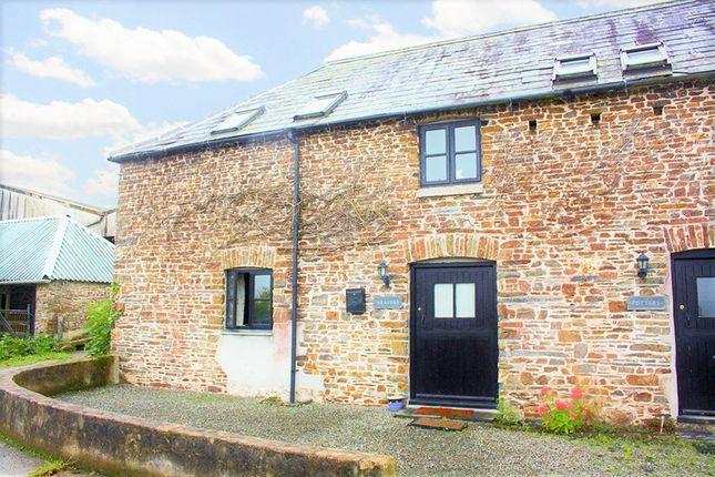 Thumbnail End terrace house to rent in Boyton, Near Launceston