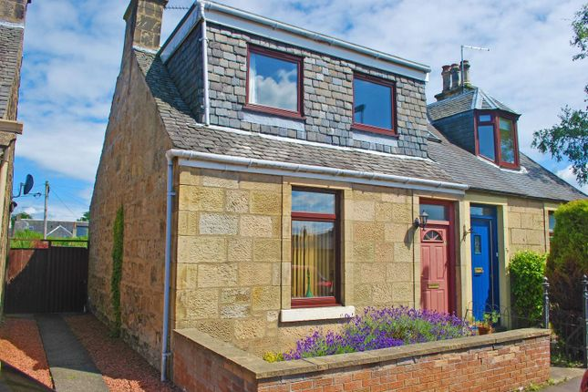 Semi-detached house for sale in Munro Street, Stehousemuir