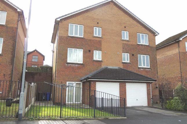 Thumbnail Semi-detached house for sale in Broadbottom Road, Mottram, Hyde