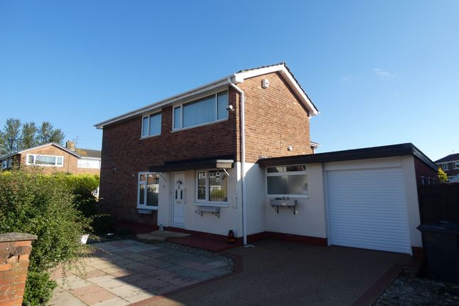 Thumbnail Semi-detached house for sale in Mill Crescent, Hebburn
