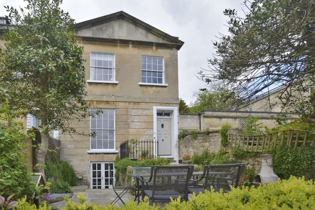 Thumbnail Town house for sale in Lyncombe Hill, Bath