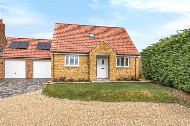 Thumbnail Bungalow for sale in Lambrook Road, Shepton Beauchamp, Ilminster, Somerset