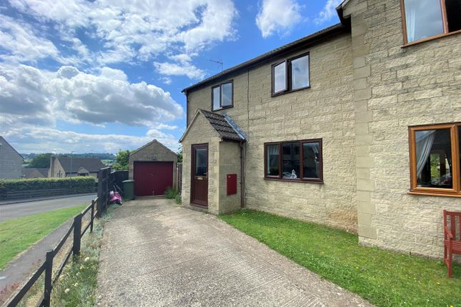 Thumbnail Semi-detached house for sale in Peghouse Rise, Uplands, Stroud
