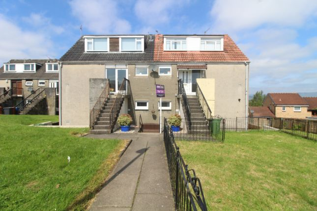 Thumbnail Flat for sale in Glendale Drive, Glasgow