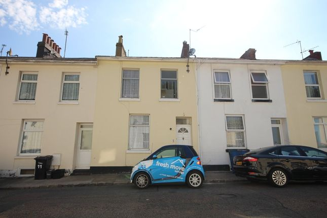 Thumbnail Maisonette to rent in Parkfield Road, Torquay