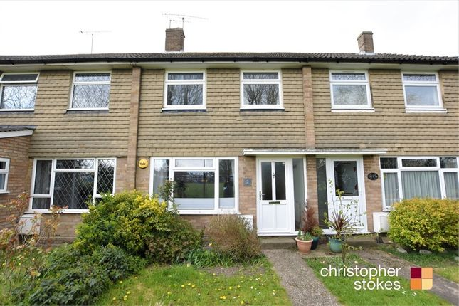 3 bed terraced house to rent in Rowlands Close, Cheshunt, Hertfordshire EN8