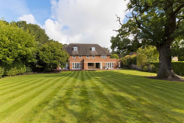 Thumbnail Detached house for sale in Onslow Road, Burwood Park, Walton-On-Thames