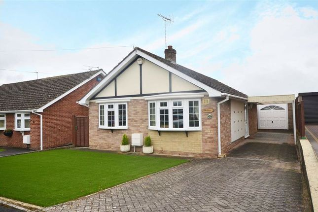Thumbnail Bungalow for sale in Oldbury Orchard, Churchdown, Gloucester