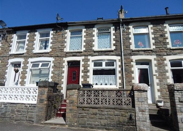 1 bed terraced house for sale in Princess Street, Abertillery NP13