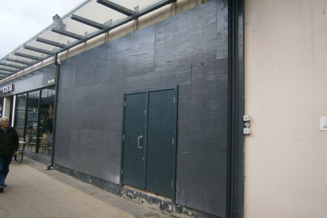 Thumbnail Retail premises to let in Unit 7 5 Rise Shopping Centre, Main Street, Bingley
