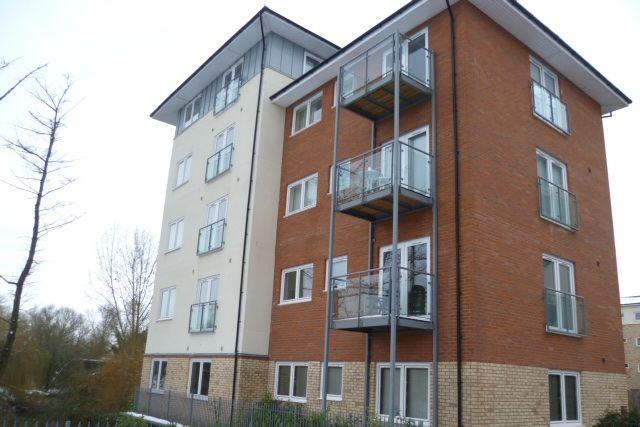Thumbnail Flat to rent in Kempton Drive, Warwick