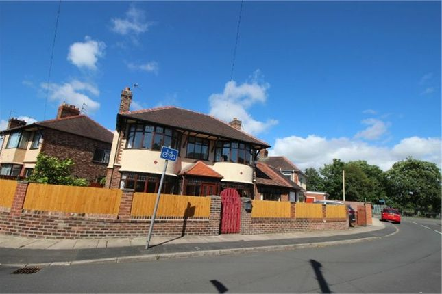 Thumbnail Detached house for sale in Brooklands Avenue, Liverpool, Merseyside