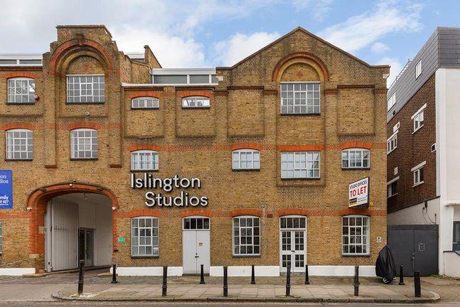 Thumbnail Office to let in Islington Studios, Unit 3:7. 159-163 Marlborough Road, Islington, London