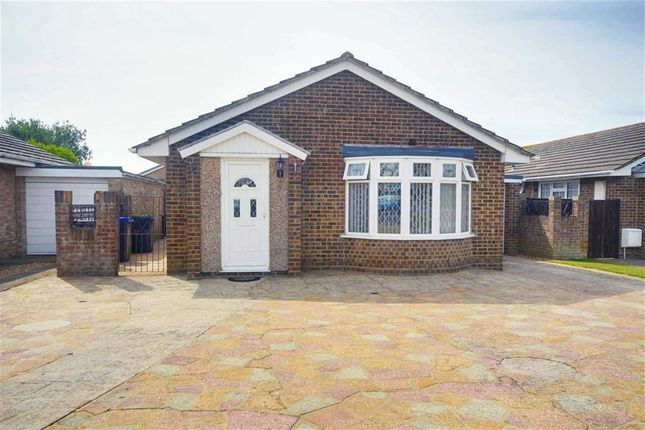 Thumbnail Detached bungalow for sale in The Drive, Lancing