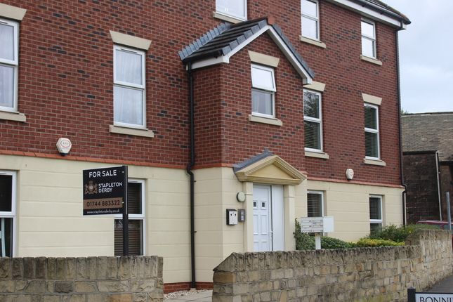Thumbnail Flat for sale in Holme Road, St. Helens
