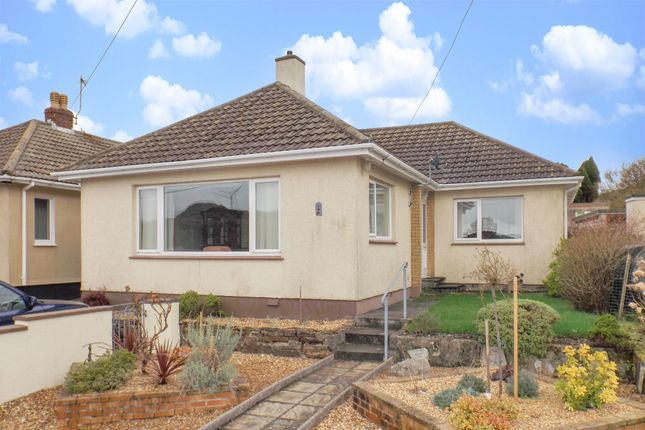 Thumbnail Detached bungalow for sale in Singlerose Road, Stenalees, St. Austell