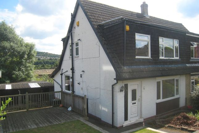Thumbnail Semi-detached house to rent in Dewhirst Road, Baildon, Shipley