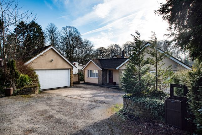 Thumbnail Detached bungalow for sale in Woodcroft Road, Chesham
