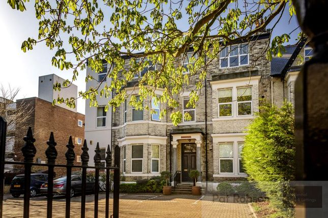 Thumbnail Flat for sale in Osborne Villas, Jesmond, Newcastle Upon Tyne