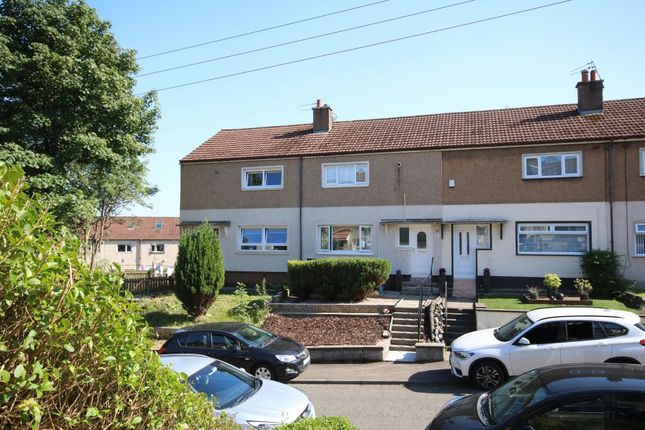 Thumbnail Terraced house for sale in 25 Moraine Circus, Blairdardie, Glasgow
