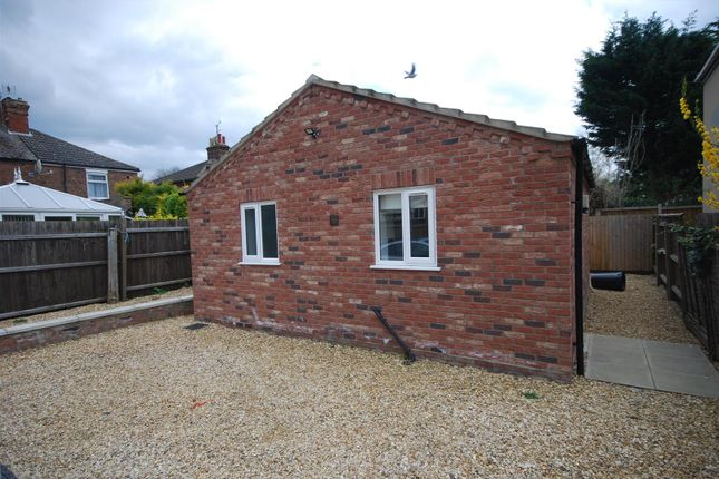 Thumbnail Detached house to rent in Spring Gardens, Spalding