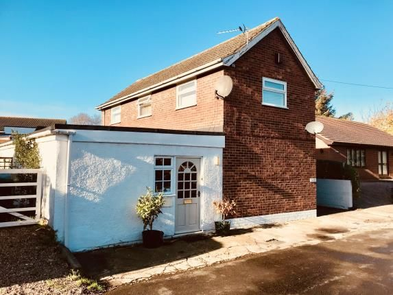 Front of The Studio, Allenby Crescent, Fotherby, Louth LN11