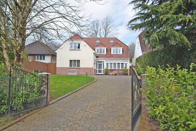 Thumbnail Detached house for sale in Exceptional Modern House, Old Chepstow Road, Newport