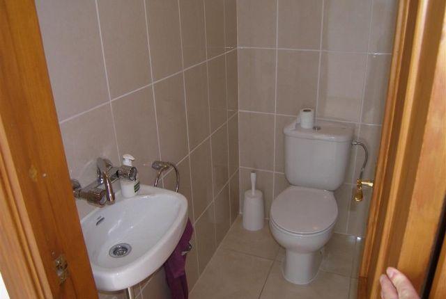 Toilet of Spain, Málaga, Mijas