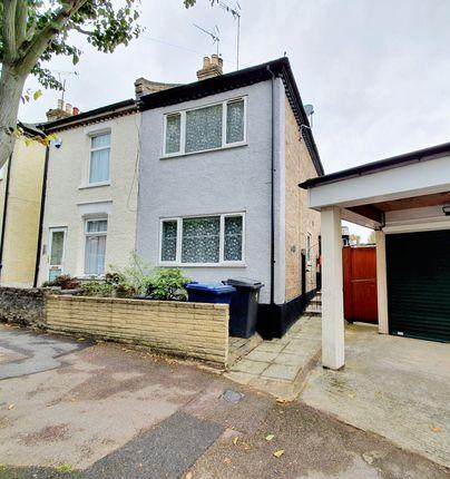 Thumbnail Semi-detached house for sale in Jackson Road, East Barnet