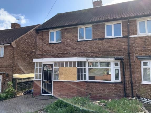 Thumbnail Semi-detached house for sale in Meadvale Road, Rubery, Birmingham, West Midlands