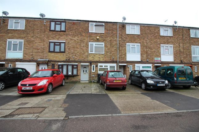 Thumbnail Town house for sale in Brockles Mead, Harlow