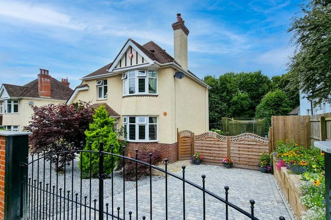 Thumbnail Detached house for sale in Oatlands Avenue, Bishops Tawton, Barnstaple