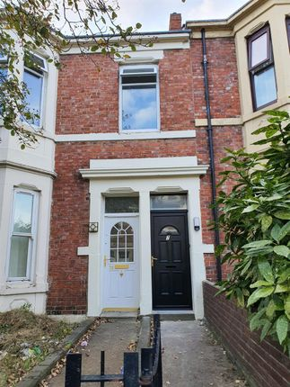 Thumbnail Maisonette for sale in Kingsley Terrace, Newcastle Upon Tyne
