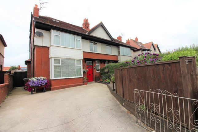 Thumbnail Semi-detached house for sale in Cavendish Road, Lytham St Annes