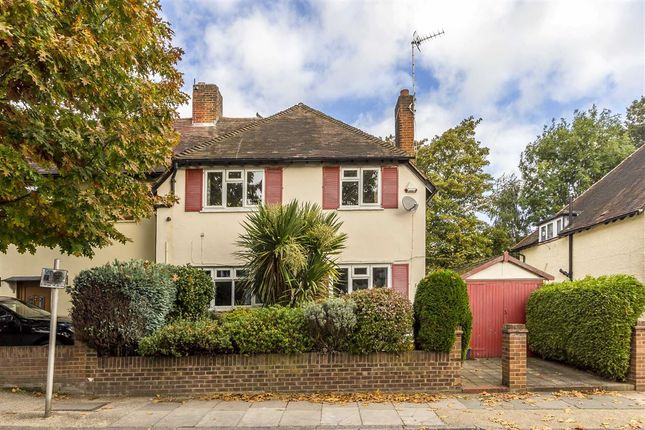 Thumbnail Semi-detached house for sale in Tower Road, Twickenham