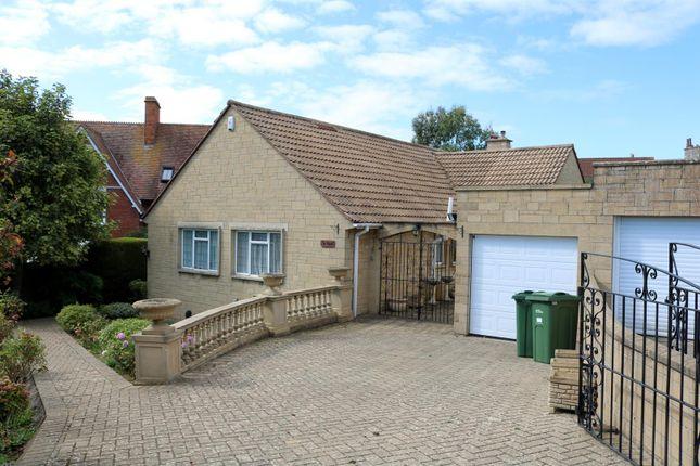 Thumbnail Detached bungalow for sale in St. Johns Close, Weston-Super-Mare