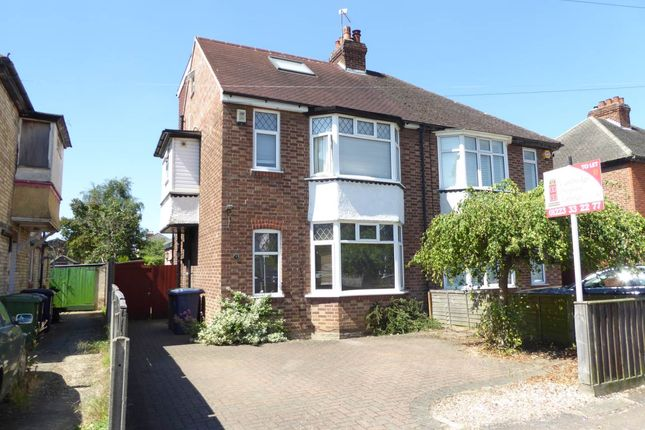 Thumbnail Property to rent in Lovell Road, Cambridge, Cambridgeshire