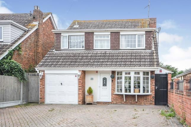 Thumbnail Detached house for sale in Bowers Gifford, Basildon, Essex