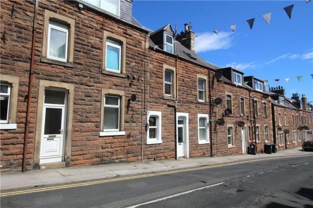 Thumbnail Flat to rent in Scott Street, Galashiels, Scottish Borders