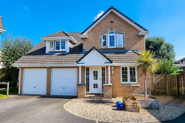4 bed detached house for sale in The Orchards, Landkey, Barnstaple EX32